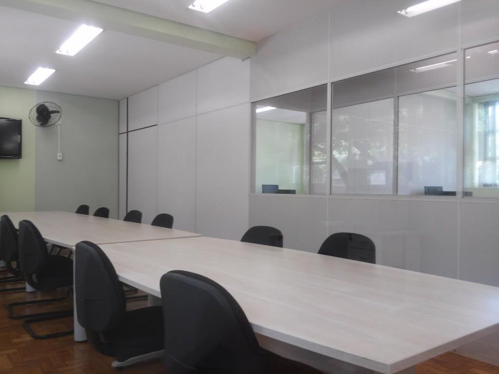 Nascente Incubadora de Empresas ocupa uma área de 100m² no Campus Timóteo do CEFET-MG