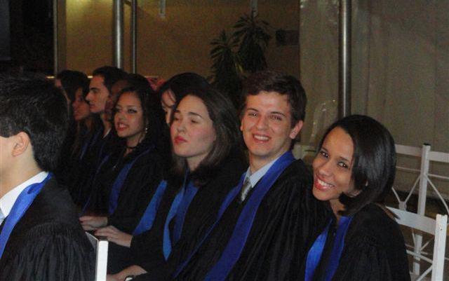 Colação de grau do Campus Timóteo